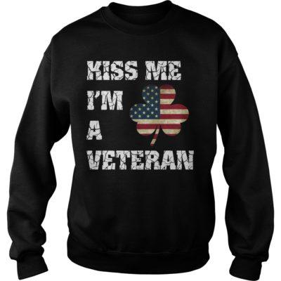 Miss me im a veteran shirtMiss me im a veteran shirtMiss me im a veteran shirt 400x400 - Kiss me i'm a veteran Irish shirt