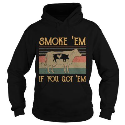 Smoke Em if you got em. vvv 400x400 - Smoke 'Em if you got 'em shirt, hoodie