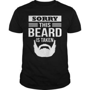 Sorry this beard is taken shirt 1 300x300 - Sorry this beard is taken shirt, hoodie