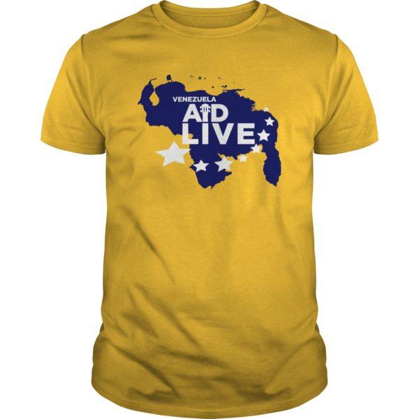 Venezuela aid live shirt 600x600 - Venezuela aid live shirt, hoodie