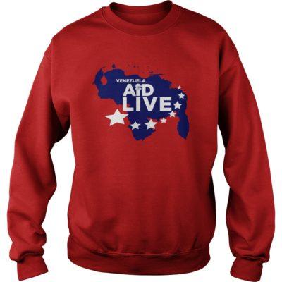 Venezuela aid live shirtVenezuela aid live shirt 400x400 - Venezuela aid live shirt, hoodie