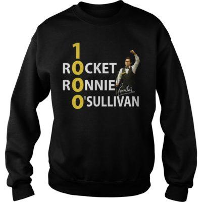 Ronnie OSulliva 400x400 - 1000 Rocket Ronnie O'Sullivan shirt, hoodie