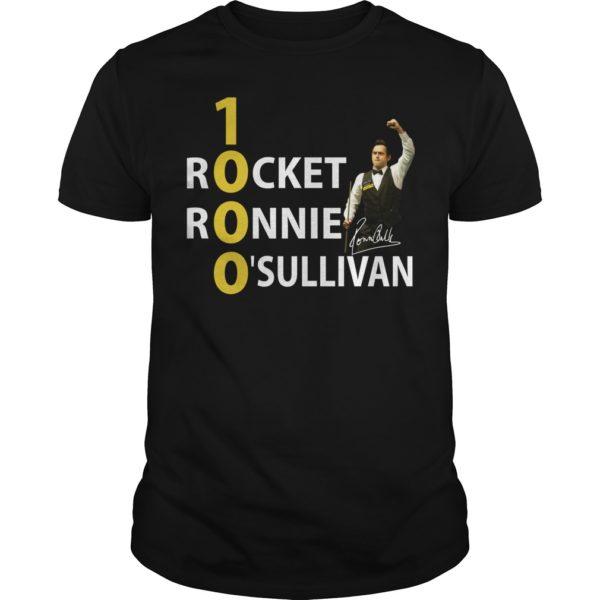 Ronnie OSullivan 600x600 - 1000 Rocket Ronnie O'Sullivan shirt, hoodie