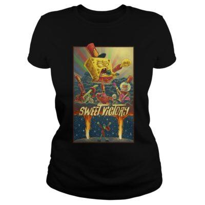 Spongebob Sweet Victory shirt.v 400x400 - Spongebob Sweet Victory shirt