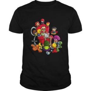 Stan Lee marvel character chibi shirt 300x300 - Stan Lee marvel character chibi shirt