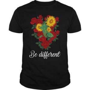 Sunflower Rose be different shirt. 300x300 - Sunflower Rose be different shirt