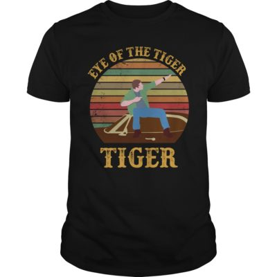 Supernatural Dean 400x400 - Supernatural Dean eye of the Tiger shirt