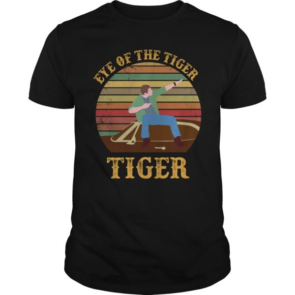 Supernatural Dean 600x600 - Supernatural Dean eye of the Tiger shirt