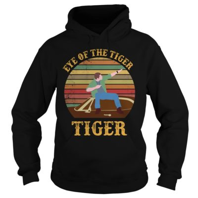 Supernatural Dean v 400x400 - Supernatural Dean eye of the Tiger shirt