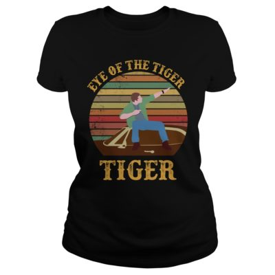 Supernatural Dean vvvvvv 400x400 - Supernatural Dean eye of the Tiger shirt