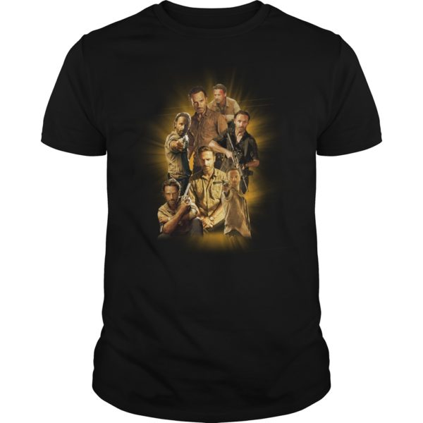 The memorable of Rick Grimes Life shirt. 600x600 - The memorable of Rick Grimes Life shirt