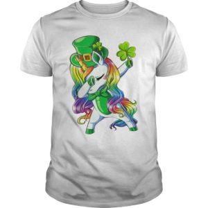 Unicorn Irish shirt 300x300 - Unicorn Dabbing girl Irish shirt, hoodie