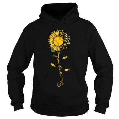 You are my sunshine shirtvvvv 400x400 - You are my sunshine sunflower softball shirt