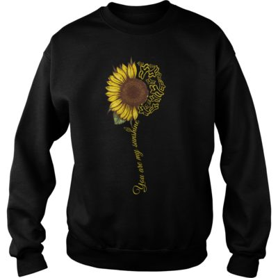 You are my sunshine sunflower fox racing shi 400x400 - You are my sunshine sunflower Fox Racing shirt