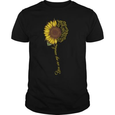You are my sunshine sunflower fox racing shirt 400x400 - You are my sunshine sunflower Fox Racing shirt