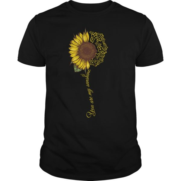 You are my sunshine sunflower fox racing shirt 600x600 - You are my sunshine sunflower Fox Racing shirt