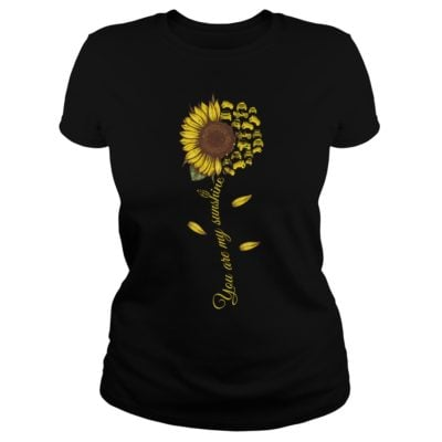 You are my sunshine sunflower shirtv 400x400 - You are my sunshine sunflower Jeep shirt