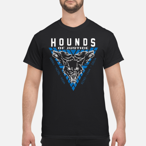 the shield hounds of justice authentic shirt men s t shirt black front 1 600x600 - The Shield Hounds of Justice Authentic shirt