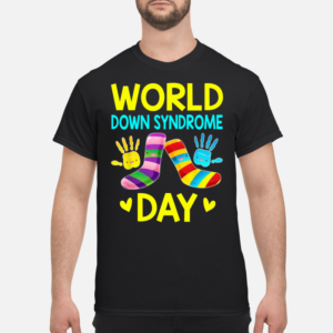 world down syndrome day shirt men s t shirt black front 1 300x300 - World down syndrome day shirt, hoodie