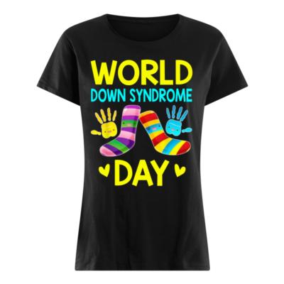 world down syndrome day shirt women s t shirt black front 400x400 - World down syndrome day shirt, hoodie