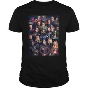 Avengers all characters signature shirt 300x300 - Avengers all characters signature shirt