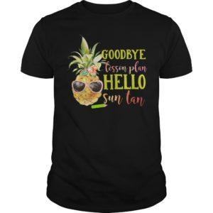 Pineapple goodbye lesson plan hello sun tan shirt 300x300 - Pineapple goodbye lesson plan hello sun tan shirt