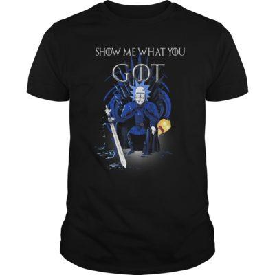 Show me what you go shirt 400x400 - Show me what you got shirt, hoodie