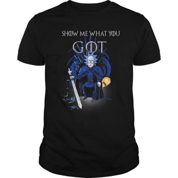 Show me what you go shirt 600x600 - Show me what you got shirt, hoodie