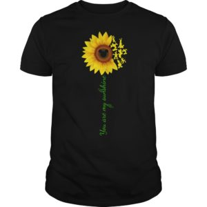 Sunflower you are my sunshine Mickey Mouse. 300x300 - Sunflower you are my sunshine Mickey Mouse shirt