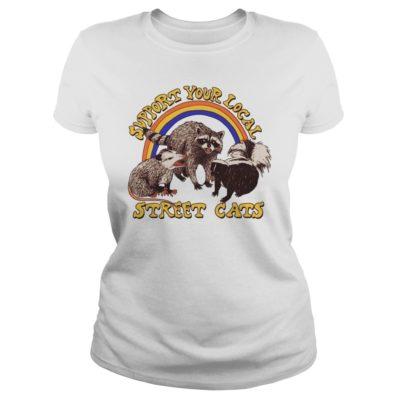 Support your local street cats shirtvv 400x400 - Support your local street cats shirt, hoodie