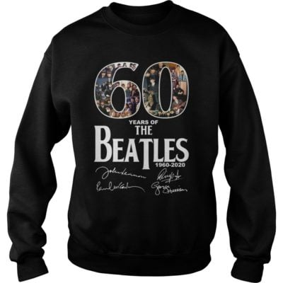 The Beatle 400x400 - 60 years of The Beatles shirt, hoodie