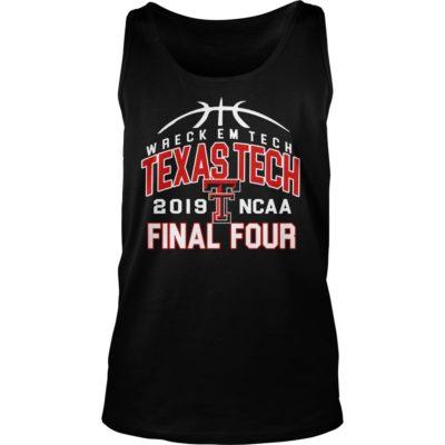 Wreckem tech Texas tech 2019 NCAA final four sh 400x400 - Wreckem Tech Texas Tech 2019 NCAA final four shirt