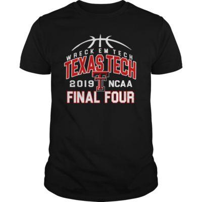 Wreckem tech Texas tech 2019 NCAA final four shirt 400x400 - Wreckem Tech Texas Tech 2019 NCAA final four shirt