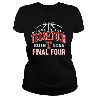 Wreckem tech Texas tech 2019 NCAA final four shirtvvv 400x400 - Wreckem Tech Texas Tech 2019 NCAA final four shirt