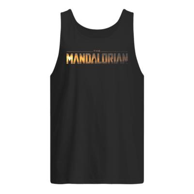 the mandalorian shirt men s tank top black front 400x400 - The Mandalorian shirt, hoodie, long sleeve