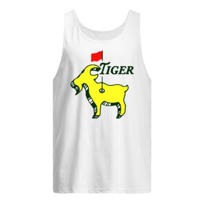 tiger shirt men s tank top white front 400x400 - Tiger Goat Flag shirt, hoodie