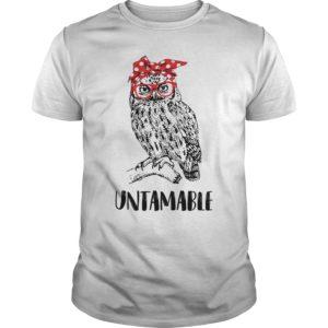 Untamable owl. 300x300 - Untamable owl shirt, hoodie