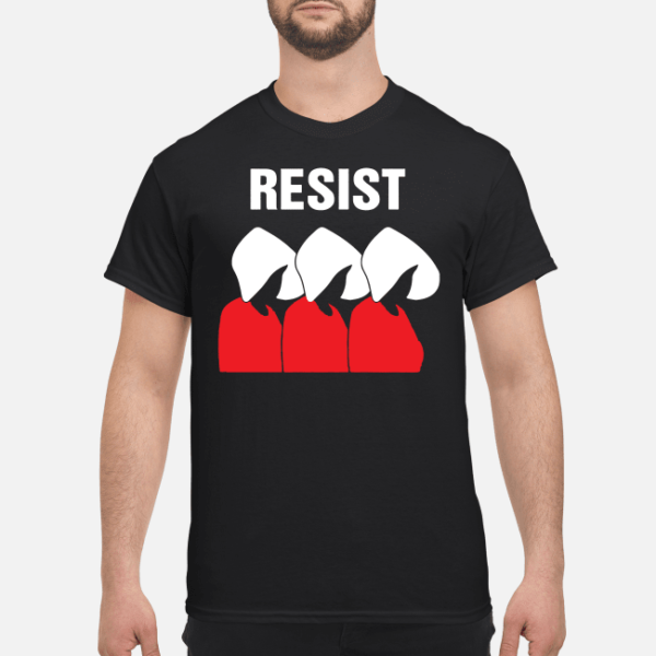 the handmaids tale resist shirt men s t shirt black front 1 600x600 - The Handmaid's Tale Resist shirt, hoodie
