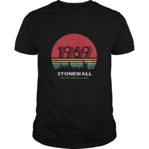 1969 Stonewall the first pride was a riot shirt 300x300 - 1969 Stonewall the first pride was a riot shirt