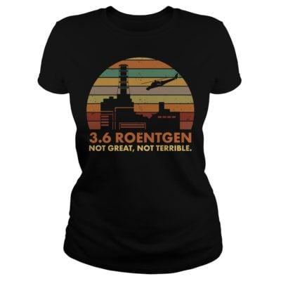 3.6 Roentgen not great not terrible vintage shirvv 400x400 - 3.6 Roentgen not great not terrible vintage shirt