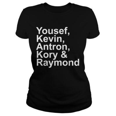 Yousef kevin antron kory and raymond shi 400x400 - Yousef kevin antron kory and raymond shirt