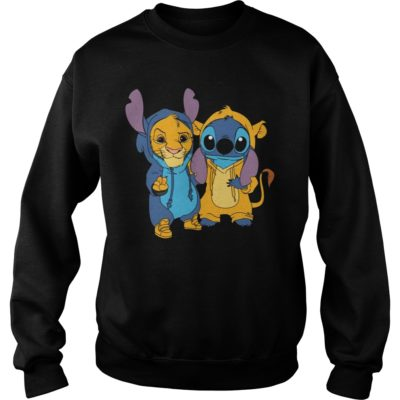 ssssss 400x400 - Simba and Stitch shirt