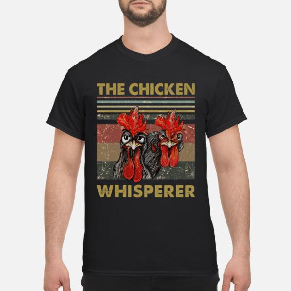 the chicken whisperer shirt men s t shirt black front 1 600x600 - The Chicken Whisperer shirt