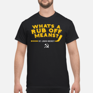 whats a rub off means st louis shirt men s t shirt black front 1 300x300 - What's a Rub Off Means St Louis shirt