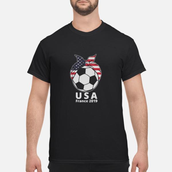 women usa soccer france 2019 shirt men s t shirt black front 1 600x600 - Women USA Soccer France 2019 shirt