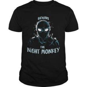 Beware the night monkey shirt 300x300 - Spider Man Beware the night monkey shirt