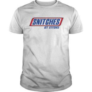Snitches get stitches shirt 300x300 - Snitches Get Stitches shirt