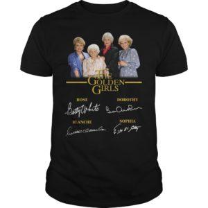 The Golden Girls signature shirt 300x300 - The Golden Girls signature shirt