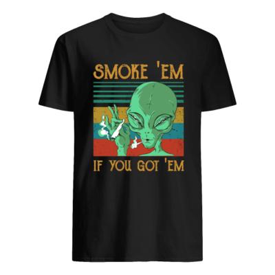 aliens smoke em if you got em shirt men s t shirt black front 400x400 - Aliens Smoke' Em If you got' Em shirt