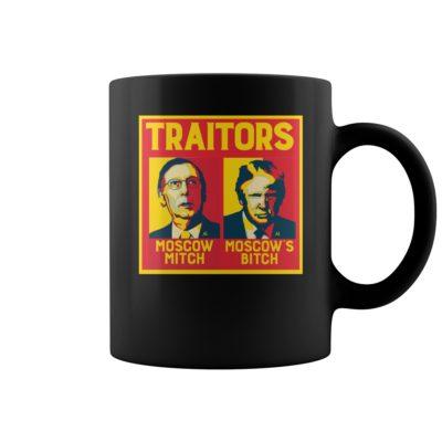vv 400x400 - Traitor moscow bitch Trump mug